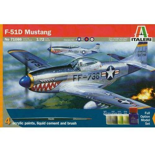 model set 'home play' f-51d marki Italeri