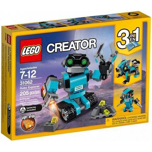 Creator Robot Odkrywca