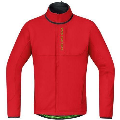 Gore bike wear power trail ws so thermo kurtka softshell mężczyź m kurtki softshell