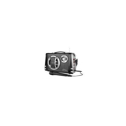Przenośne głośniki bluetooth  karaoke boombox bt mt3149 marki Media-tech