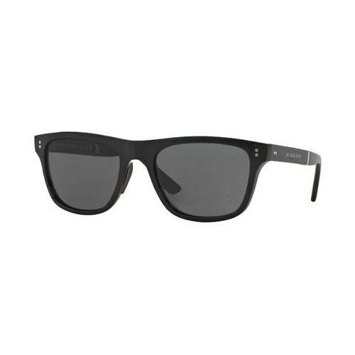 Okulary słoneczne be4204 folding travel tailoring 30015v marki Burberry