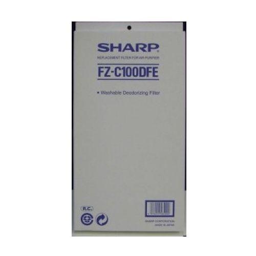 FZ-C100DFE - Filtr węglowy do modeli KC-C100E, KC-850EW/R Gwarancja 24M SHARP. Zadzwoń 887 697 697. Korzystne raty