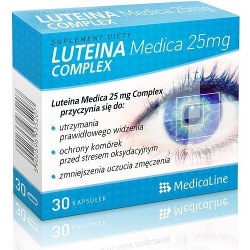 Kapsułki Luteina Medica 25 mg Complex kapsułki 30szt