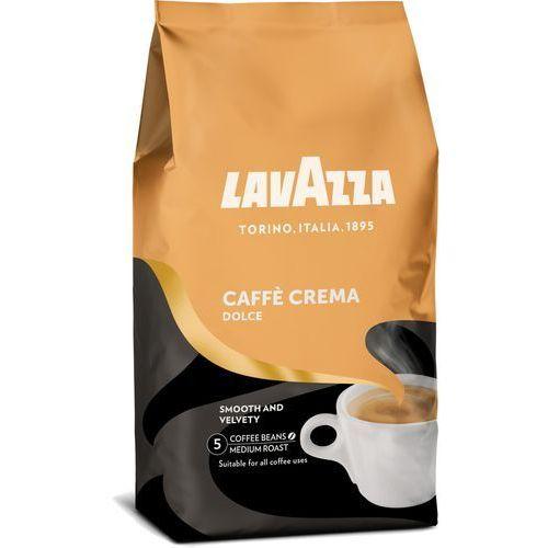 Lavazza Kawa włoska caffecrema dolce 1 kg ziarnista (8000070027435)