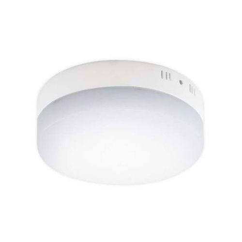 Plafon lampa sufitowa robin led 24w c 03088 okrągła oprawa biała marki Ideus