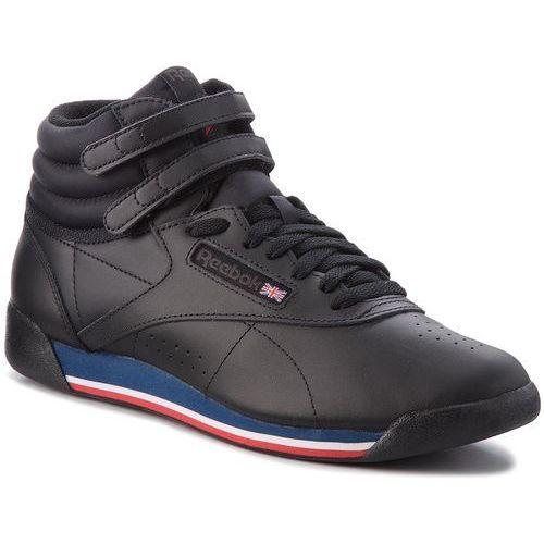 Reebok Buty - f/s hi cn2963 black/wht/blue/red/coal
