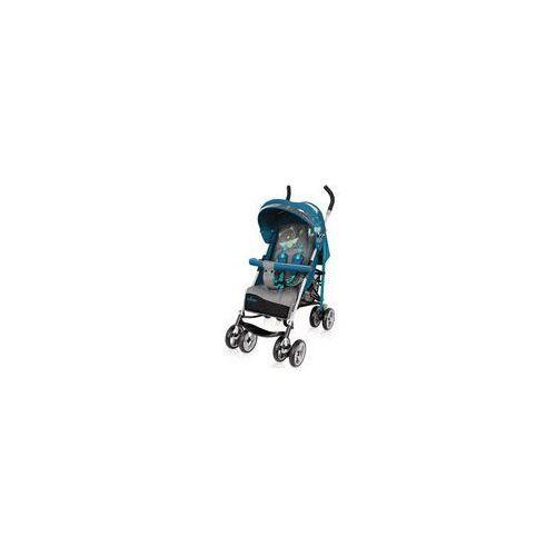 Baby design W�zek spacerowy travel quick (turkusowy)