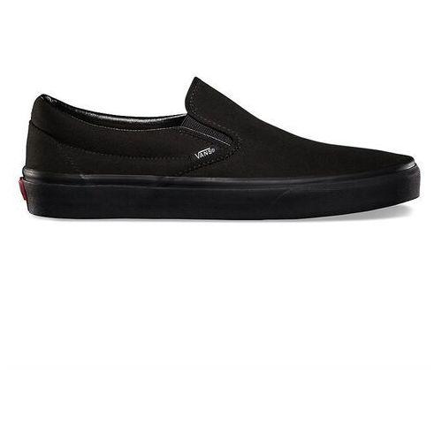 Buty  - classic slip-on black/black (bka) rozmiar: 45 marki Vans