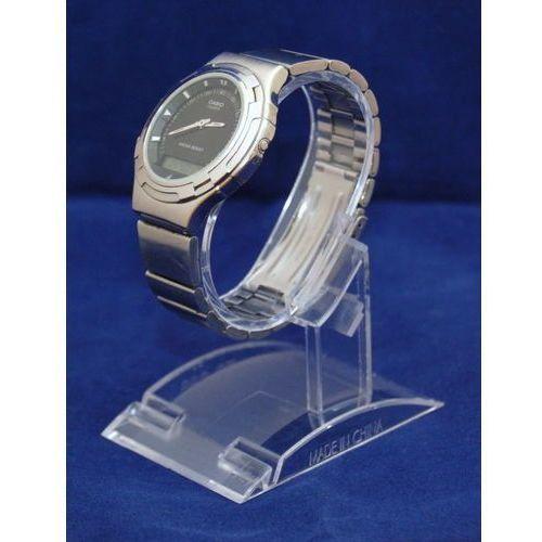 Ekspozytor przezroczysty do prezentacji zegarków - podstawa prostokątna