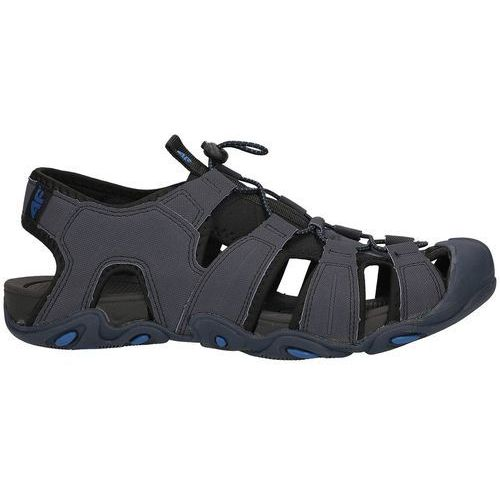 Męskie sandały trekkingowe h4l18 sam003 granatowy 46, 4f