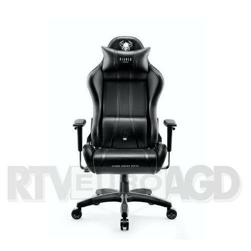 Fotel x-one 2.0 (l) czarno-czarny marki Diablo chairs