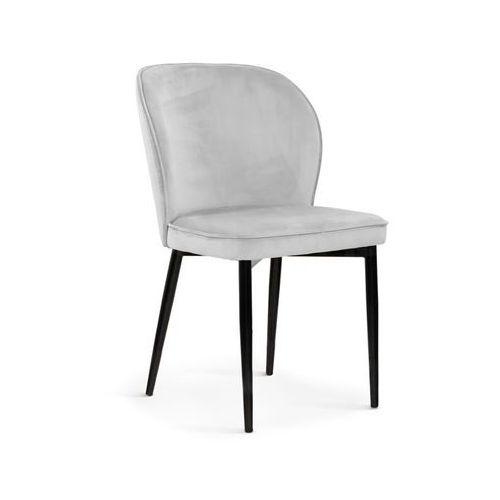 """Krzesło """"TWINS II"""" jasno szare"""