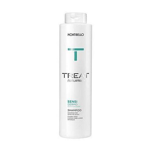 sensi dermo, szampon na zabiegi chemiczne, koi i nawilża skórę głowy 500ml marki Montibello
