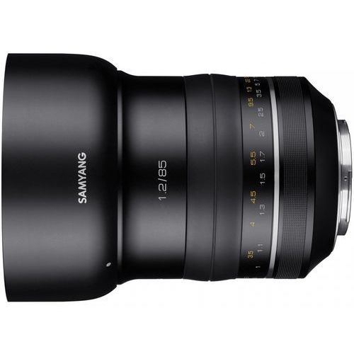 Samyang Obiektyw  samyang premium xp 85mm f1.2 canon ae - sam000233 darmowy odbiór w 20 miastach! (8809298880736)