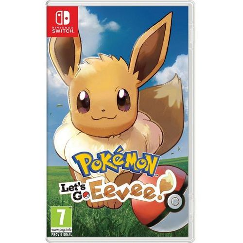 Gra Nintendo Switch Pokémon Let's Go Eevee! (0045496423230)