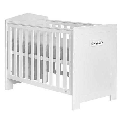 Marsylia łóżeczko dziecięce 120x60 marki Pinio meble