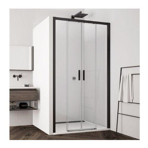 SanSwiss Top Line S drzwi rozsuwane czteroczęściowe 140cm TLS41400607