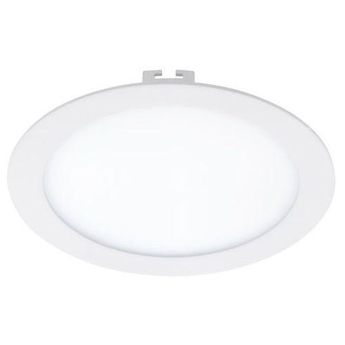 Plafon lampa oprawa wpuszczana downlight oczko Eglo Fueva 1 1x16,5W LED biały 94063 (9002759940638)