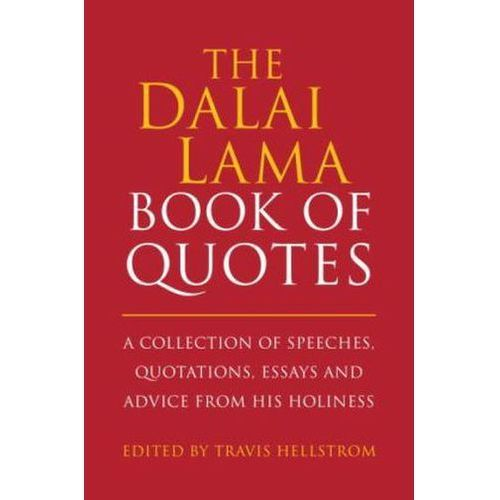 Dalai Lama Quotes Book (9781578266401)