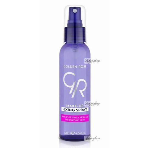Golden Rose - MAKE-UP FIXING SPRAY - Spray utrwalający makijaż - F-MFX-001 - sprawdź w wybranym sklepie