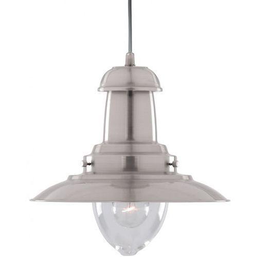Morska lampa wisząca FISHERMAN, srebrna (5013874201218)