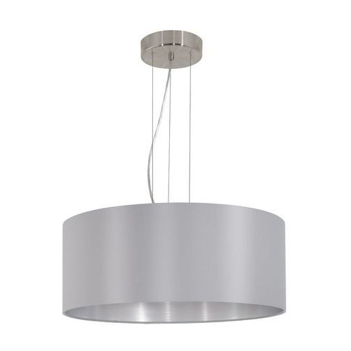 Eglo 31606 - Lampa wisząca MASERLO 3xE27/60W/230V, 31606