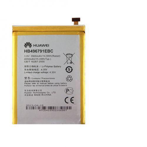 ascend mate (mt1-u06 / hb496791ebc 3900mah 14.9wh li-polymer 3.8v (oryginalny) marki Huawei