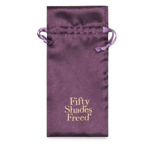 Fifty shades of grey (uk) Fsog freed all sensation nipple & clitoral chain klamerki na sutki i łechtaczkę (5060493003488)
