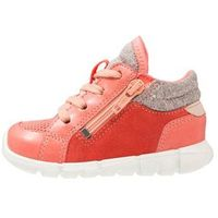 ecco INTRINSIC MINI Obuwie do nauki chodzenia spiced coral/coral blush