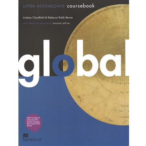 Global Upper-Intermediate Książka Ucznia + Eworkbook Pack