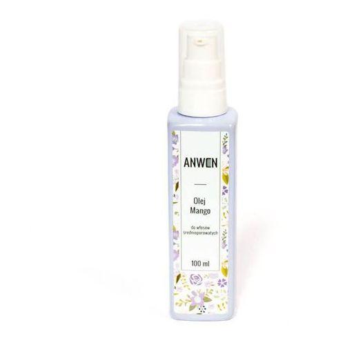 olej do włosów średnioporowatych - mango marki Anwen