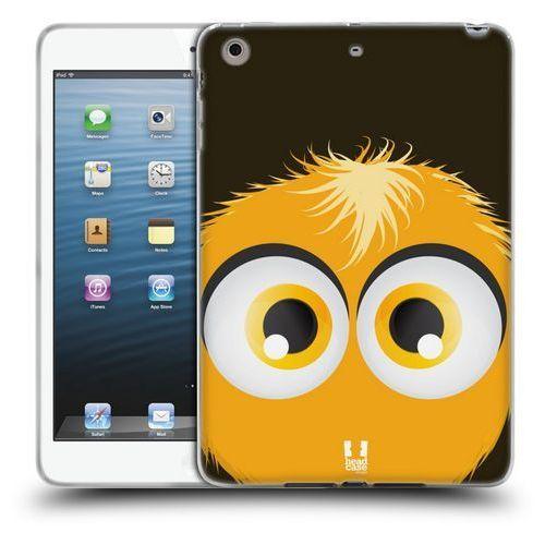 Etui silikonowe na tablet - Fuzzballs YELLOW, kolor żółty