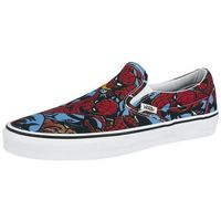 Vans Nowe buty classic slip on marvel spiderman/black rozmiar 42/27cm
