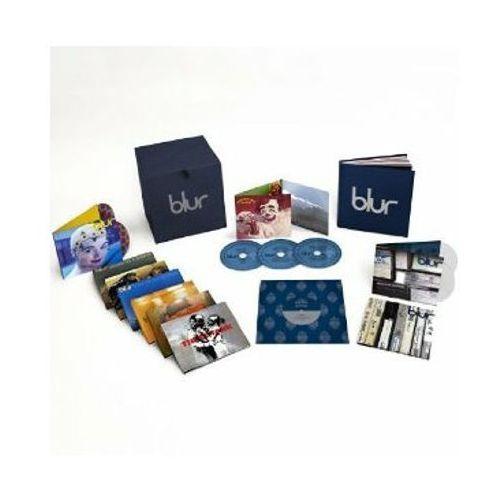 Emi music poland Blur (18cd+3dvd+lp) - limited boxset - blur (płyta cd)