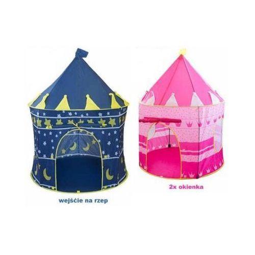 Zamek / Namiot do Zabawy (w 2 kolorach do wyboru)., 590777341544100