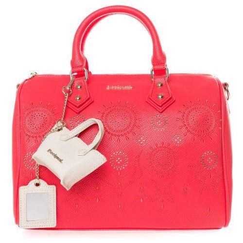 bowling vanesa handbag czerwony uni od producenta Desigual