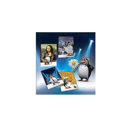 Dan-mark Brulion a5/96k/tw linia 5 szt penguin (5905184917302)