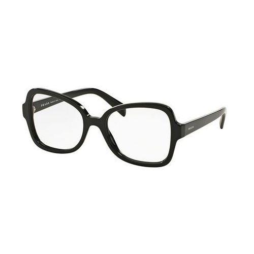 Okulary korekcyjne pr25sv 1ab1o1 marki Prada