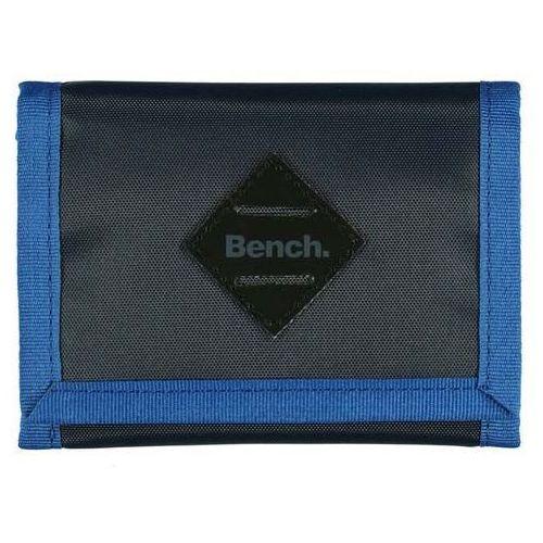Bench - tri-fold wallet dark navy blue (ny031) rozmiar: os