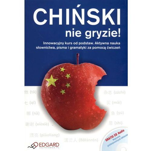 Chiński Nie Gryzie! Książka + Cd Audio (2011)