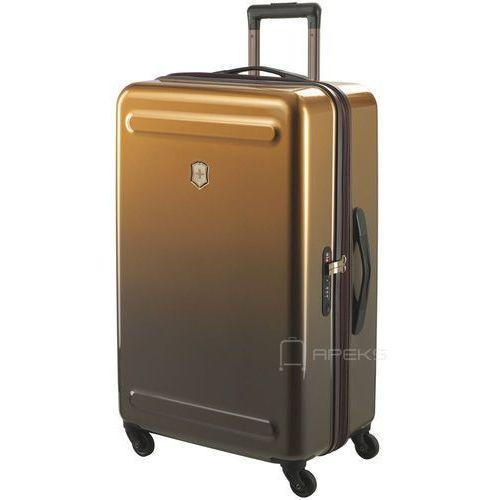 Victorinox etherius gradient duża poszerzana walizka 75 cm / brązowa - bronze (7613329045664)