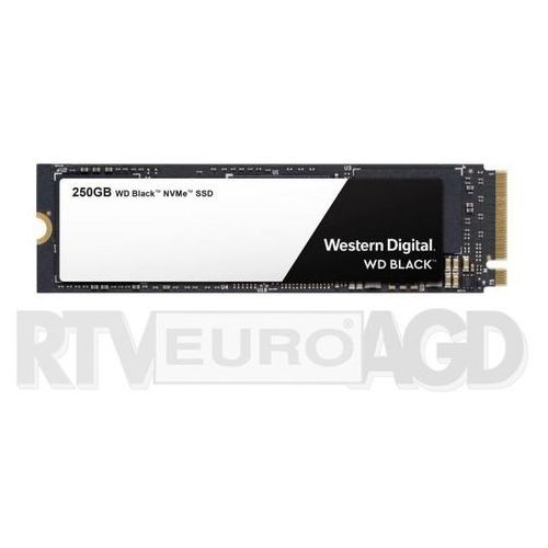 WD Black 250GB PCIe x4 NVMe