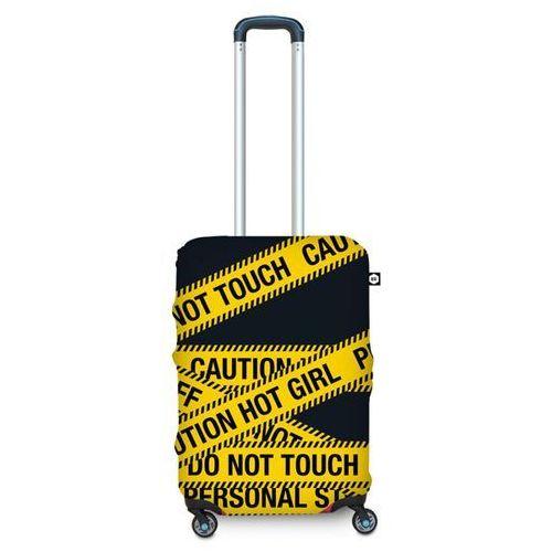 Pokrowiec na walizkę BG Berlin S - caution