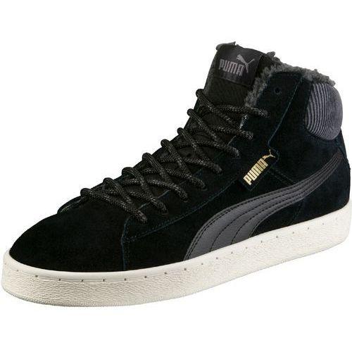 męskie obuwie miejskie 1948 mid corduroy black 42 marki Puma