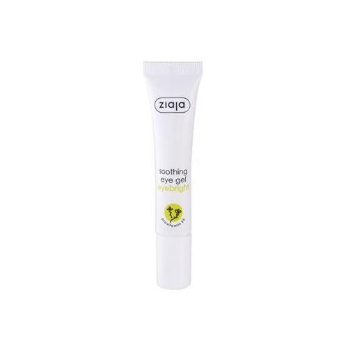 Ziaja  eye creams & gels kojący żel pod oczy (eyebright) 15 ml