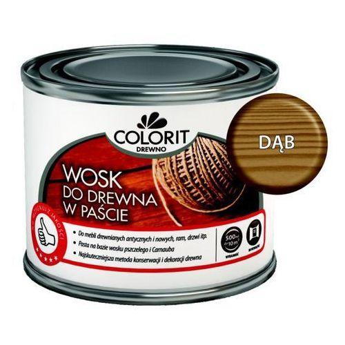 Wosk Colorit Drewno 0,5 l, ITC/WDDP/03/500ML