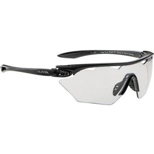 Okulary słoneczne twist four shield vl+ a8454131 marki Alpina