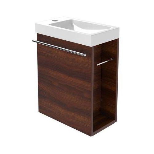 Zestaw szafka z umywalką 40 DUO MIRANO (5908271106245)