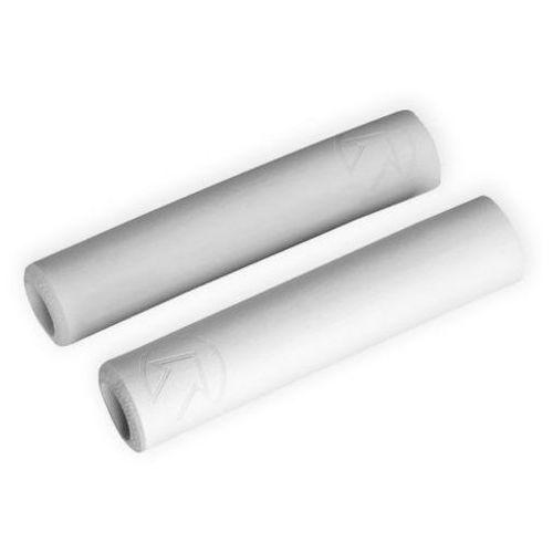 Prgp0037 chwyty kierownicy silicone xc slim 30x130 mm białe marki Pro