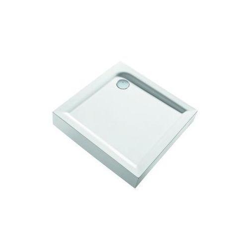 Koło first brodzik kwadratowy 90cm, akrylowy xbk1690